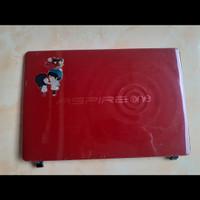 Casing Belakang LCD Netbook Acer Aspire One 722