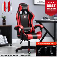 Gaming Chair / Kursi Gaming / Bangku Gaming Termurah - Merah