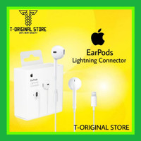 EARPODS LIGHTNING CONNECTOR ORIGINAL HEADSET EARPHONE APPLE IPHONE