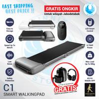 Kingsmith WalkingPad C1 Foldable Treadmill Walking Pad - Garansi Resmi - Putih