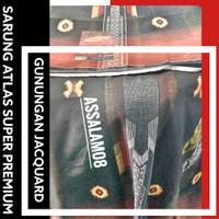 Sarung Atlas Super Premium Gunungan Jacquard Super Original By BHS