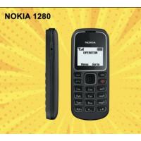 NEW ! HP HAPE HANDPHONE NOKIA 1280 JADUL BARU GARANSI HP MURAH DISKON - Hitam