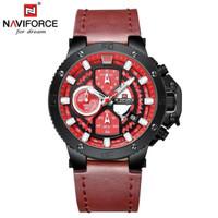 Jam Tangan Naviforce NF-9159M - GENUINE LEATHER
