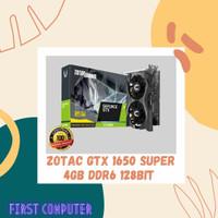 VGA Zotac GTX 1650 SUPER 4GB DDR6 128BIT