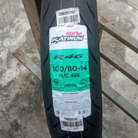 Ban Motor Corsa Platinum R46 Ring 14 100/80 Tubeless