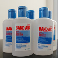 Band Aid Hand Sanitizer solution 100ml