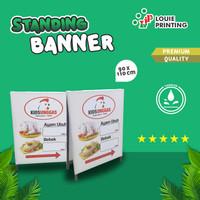 Standing Banner Besi