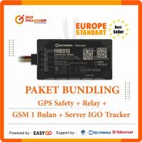 IGo Tracker gps murah server Indonesia