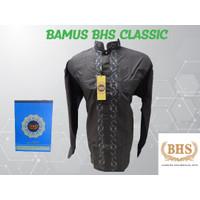 BAMUS BAJU KOKO BHS CLASSIC ATASAN BUSANA MUSLIM Premium UKURAN XL