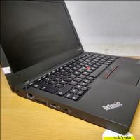 LENOVO THINKPAD X250 CORE i3 GEN 5 4GB HDD 3200GB LAPTOP SECOND MULUS
