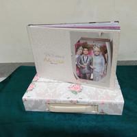 Album Kolase 20x30 Bok Koper 10 sheet