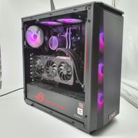 Gaming PC Ryzen 5600x ASUS ROG TUF RTX 3060 bukan MSI AORUS