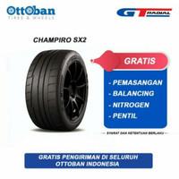 Ban GT Radial Champiro SX2 195 55 R15