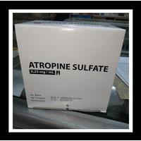 Special Price Atropin (Perbox Isi 100 Ampul)