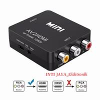 Mini AV2HDMI UP Scaler 1080P AV RCA to HDMI Full HD Video Converter Ad