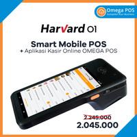 Advan Harvard 01 + Aplikasi Kasir Online Omega POS