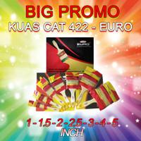 Kuas cat - kuas tangan - Euro 422