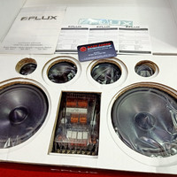 Speaker 3Way Flux BC 361 Made In Germany