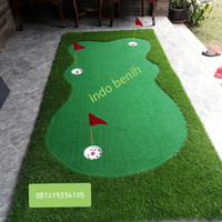 Putting green mat 2,5m x 1.2m