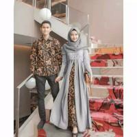 Gratis Ongkir Batik Couple Sarimbit kebaya Couple Brukat gamis modern