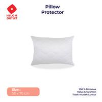 Pelindung Bantal Pillow Protector 50 x 70