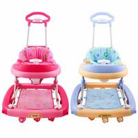 Baby Walker Family FB 2121 Original Usia 6 - 12 Bulan Biru Pink Murah