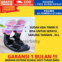 Alat Pengering Sepatu Elektrik Shoes Dryer Penghilang Bau 200W GARANSI