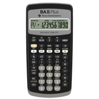 Kalkulator Texas BA II plus