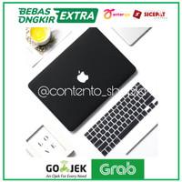 Matte Case Macbook AIR 13 A1466 PROMO Gratis Keyboard Cover Silicone