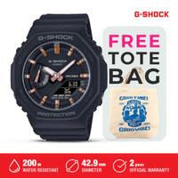 Casio G-Shock Jam Tangan Wanita GMA-S2100-1ADR Waterproof