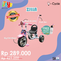Tricycle (Zilla) i-Cycle W-01