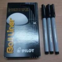 pulpen pilot ball liner 0,8 / pulpen pen pilot ball liner 0,8 / pack