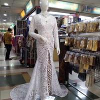 baju pengantin akad nikah