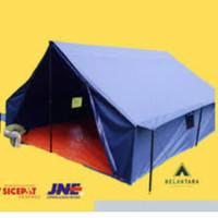 tenda camping kemah pramuka 3x4