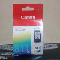 Tinta Canon Cartridge CL-811 Color Original 100% - Tri Color