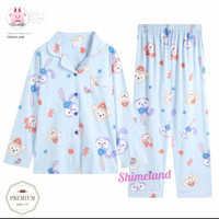 Piyama Set Sanrio Best Seller Baju Tidur Wanita