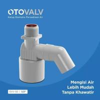 Pelampung Kran Air Otomatis Toren Tandon Bak Mandi Vertikal 1/2 Inch