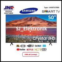 LED TV Samsung 50 Inch UA50TU7000 - 50TU7000 UHD 4K SmartTV HDMI USB