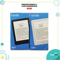 Amazon Kindle 9 10th gen eBook eReader - Front Light - 8GB White