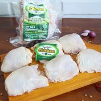 Paha atas berkah chiken/ayam sehat/organic/herbal/frozen
