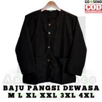 Baju Pangsi Dewasa Size S,M,L,XL,XXL