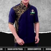 baju hem kemeja batik PSHT spesial ramadhan
