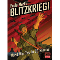 Blitzkrieg! World War Two in 20 Minutes Board Game