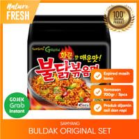 Samyang Mie Korea Original / Extreme / Carbona / Cheese Isi 5