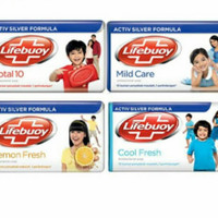 LIFEBUOY BAR SOAP 85 GR SABUN BATANG LIFEBUOY