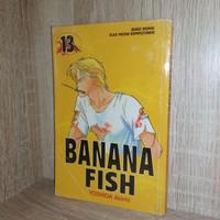 Komik : Banana Fish Vol 13 BY Yoshida Akimi ( Seken )