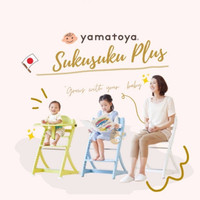 yamatoya sukusuku plus table high chair Yamatoya babychair