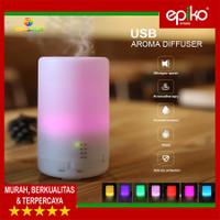 TABUNG AJAIB Pelembab Ruangan Aroma Terapi /Lampu Tidur RGB Humidifier