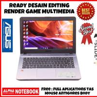Laptop ASUS VIVOBOOK X441BA - AMD A9-9425 Radeon R5 14 4-1TB Win 10