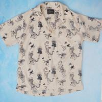 Bali Tiger Tropical Shirt